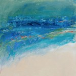 Ocean Colors    2012 24 x 24 inches oil on panel SOLD
